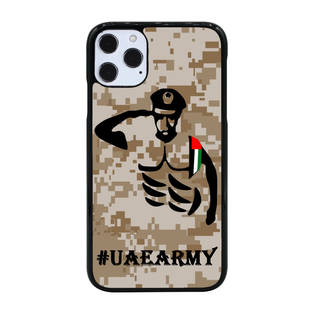 UAE Army IPhone Mobile Cover